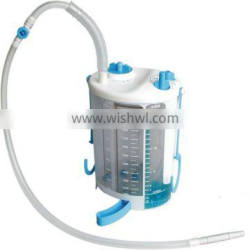 hospital and surgical with CE certifcate Chest drainage bottle
