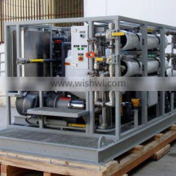 100t/d sea water treatment purification plant to pure drinking water