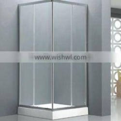 2015 new design with Pivot and Folding Door shower enclosure