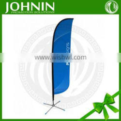 2016 Hot Sale Outside Advertising Wind Resistant Feather Flag