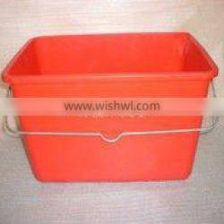Chemical Square Plastic Buckets