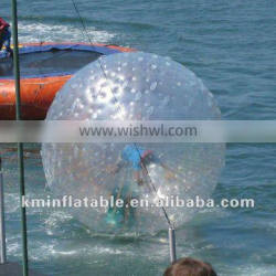 Big Funny Water Pvc Inflatable Zorb Ball