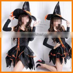 Factory direct selling Halloween Costume Witch outfit Halloween Costumes Witch