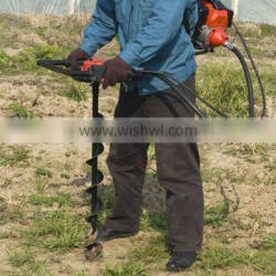 knapsack gas powered earth auger CY-490B