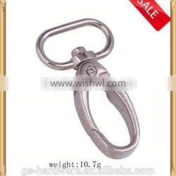 snap hook key ring, factory make bag accessory for 10 years JL-083