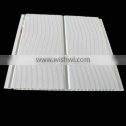 WoodPrinting with Waterproof PVC Board for Office Decoration