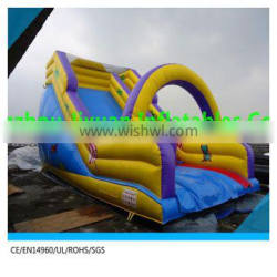 giant Dry inflatable slide inflatable trippo slide
