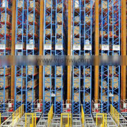 Customized auto-stereoscopic warehouse, fully automated, intelligent, unmanned management, saving your labor costs