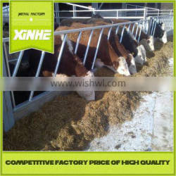 Short-time producer cow diagonal feed barriers for sale