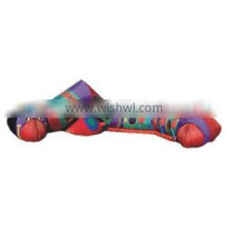 HI high quality cheap inflatable worm tunnel obstacle for sale