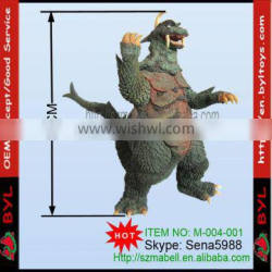 standing and hot sale pvc action figure