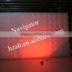 Inflatable Wall with LED Light