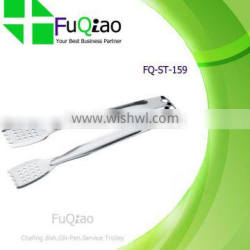 Wholesale Stainless Steel Towel Serving Tongs for Hotel Restaurant