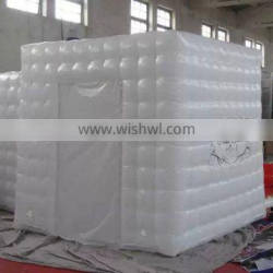 HOT !!!2015 LED inflatable cube booth/ inflatable cube photo booth/inflatable cube photo booth kiosk