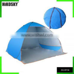 Outdoor instant sun shelter 4 person camping tent