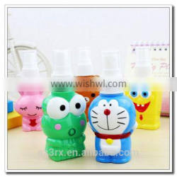 Plastic beauty water contains, china factory customied own design cosmetic outer, plastic beauty outer