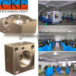 Customized Metal Machined Parts High Speed Machining Service