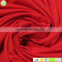 New China supply wholesale knitted shirt cotton fabric clothing