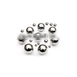 Stainless steel ball for nail polishing AISI201/304/316/420/440 different size (iso9001:2008) made in china