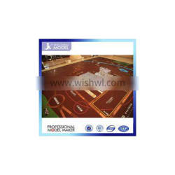 Commercial scale models/led light/illuminated/architectural model for selling