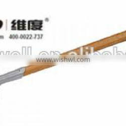 High quality Stainless Steel Round Point Shovel; Die forged;Incorrodible;China Manufacturer;OEM service; DIN Standard