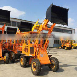 Mini Wheel Loader ZL08B with L24 Engine used equipment for sale