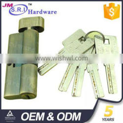 New design high quality oval lock cylinder