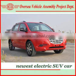 4X2 LHD Chinese Cheapest Electric Passenger Car