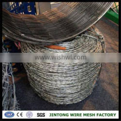 common barbed wire heavy galvanized barbed wire barbed fencing wire