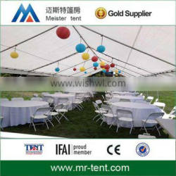 Waterproof changzhou party tent for outdoors
