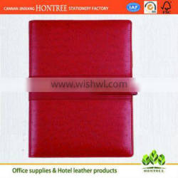 high quality leather office diary customized