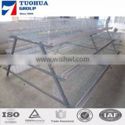 Factory top selling chicken layer cage for small chicken