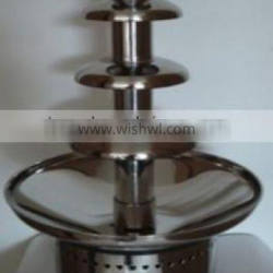 GRT-D20096 4 layer Mini Commercial Chocolate Fountain Machine for sale