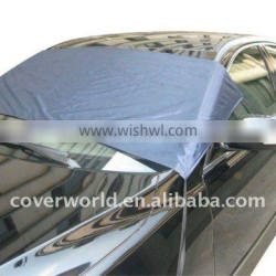 wind shade and anti-frosty car cover