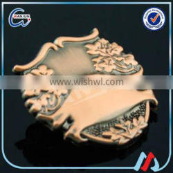 wholesale 3d dubai badge for promotional gifts