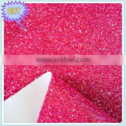 Glitter Fabric Leather For Lady Shoes and bags