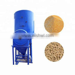 Feed Silo Animal Feed Processing Machine Poultry Feed Hammer Mill