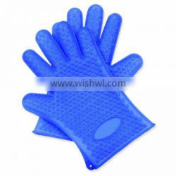 Silicone Heat Resistant Oven Barbecue Gloves