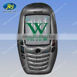 Hot!! Vivid inflatable phone model for sale Anne