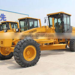 200HP MOTOR GRADER with Ripper and blade G8200