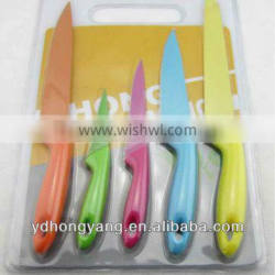 HY-KN05 Stainless steel knife set