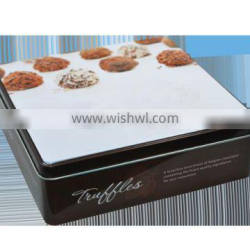 Factory Supply wholesale tin lunch box for packaging,display