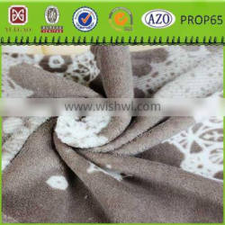 high quality soft polyester coral fleece plush pillow pet blanket