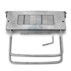 Steel Mold for Making License Plate