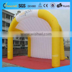 Top level new arrival inflatable beetles tent
