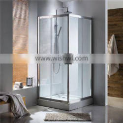 Good quality stainless steel cabinet shower room