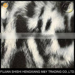 Newest Design Imitation Fox Fur High Quality Synthetic Leather For Case,Handbag Products