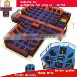 High quality hot sale outdoor trampoline,outdoor round trampoline with safety net
