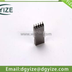 On Sale high precision inserts with groove in precision mould component manufacturer