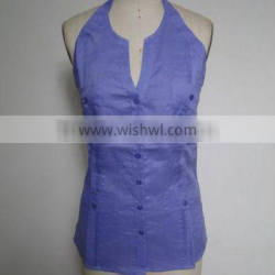 European blouse for middle aged women